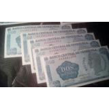 Lrbl. 37 Billetes Bs 2 Tinoquitos Nuevos