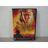 Dvd Lawrence Da Arábia - Duplo - Ed. Rara Dublado Português