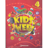 Kids Web 4 Course Book Richmond