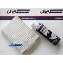 Filtro Cabine + Limpa Ar Condicionado Jac J2 Todos