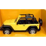 Todoterreno Jeep Jp-2060 Escala 1:9 Control Remoto R/c