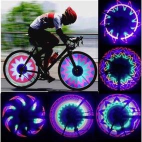 Luz Para Bicicleta De 32 Led. Cada Pieza 260 Pesos Envio Gr