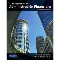 Libro: Fundamentos De Administración Financiera - Pdf