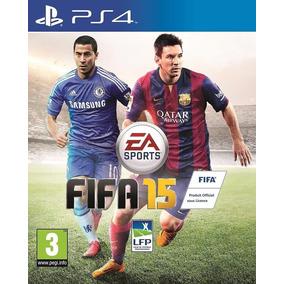 Fifa 15 Juego Ps4 Playstation 4 Stock