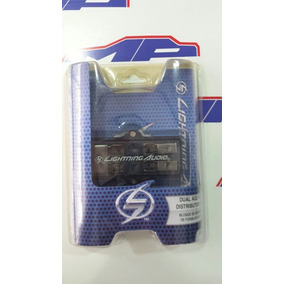 Porta Fusível Bloco Distribuidor Automotivo Lightning Audio