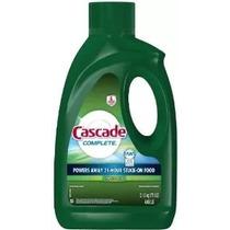 Detergente Lavavajillas Gel Cascada 3.540 Kg