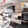 Promoción Cocina Empotrada Estandar... Precio Por X Lineal