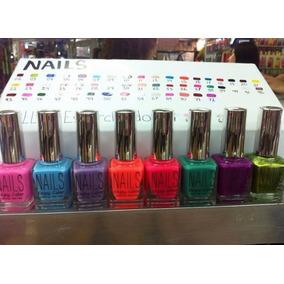 Esmalte Nails Matte Pintura De Uñas