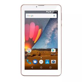 Tablet Função Celular 2 Chips 3g Wifi Bluetooth Gps Dual-câm