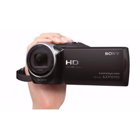 Filmadora Sony Hdr-cx405 Full Hd Zoom De 30x + Bateria Extra