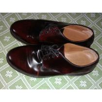 Zapatos Zara Piel Cafe Nuevos Bostonianos Hm H&m