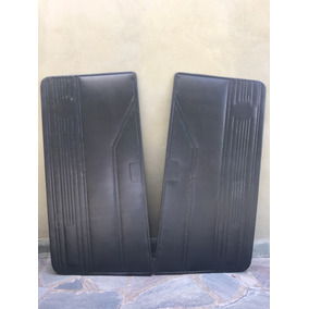 Kit Panel Delanteros Fiat Uno 97/01 3 P/negro/gris+grampas