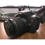 Canon T4i - 650d - 6000 Disparos