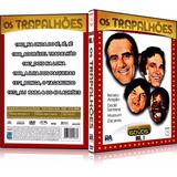 9 Box Os Trapalhões [1965-2008] 54 Dvd