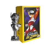 Cavaleiros Zodiaco Pegasus Seiya Busto De Metal Omelete Box