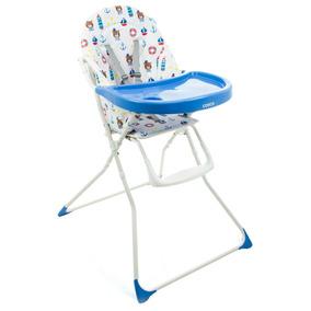 Cadeira De Refeição Banquet Azul Cupcake Cosco