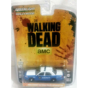 Greenlight The Walking Dead Ford Crown Victoria Police