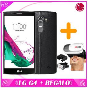 Nuevos Lg G4 32, 4g Lte Versión H810+r E G A L O Vr Virtual