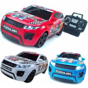 Carrinho Carro Controle Remoto 7 Funções Corrida Land Rover