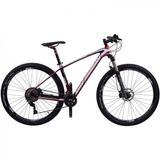 Bicicleta Aro 29 Carbono Kapa T1000 Shimano Slx Tam 17,5