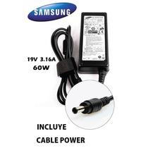 Cargador Notebook Samsung R430 R440 R480 Rv420 Nc110 Stock!