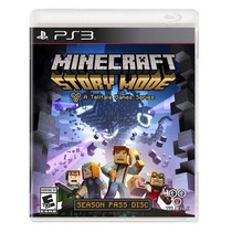 Minecraft Story Mode - Ps3