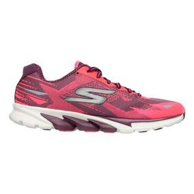Skechers Zapatillas Go Run 4 - Mujer