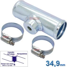 Kit Adaptador Sensor Temperatura Água Radiador Motor Verão 1