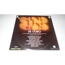 Lp Globo De Ouro - Volume 3 - 1977