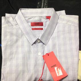 Camisa Hugo Boss Talla L Slim Fit 100% Original