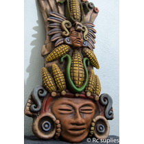 Mascara Prehispánica De La Abundancia Artesania Precolombin