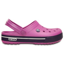 Crocs Originales Crocband Ii.5 Wild Orchid / Royal Purple