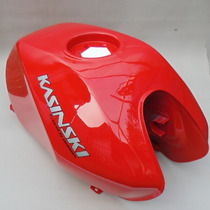 Tanque Combustível Kasinski Comet 150 Vermelho 2012 2013