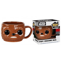 Funko Pop Taza Ceramica Chewbacca Chewie Star Wars Home Mug