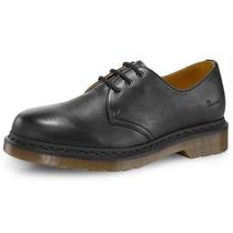 Zapato Hombre Black Nappa Negro Caballero 1461 Dr Martens