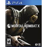 Mortal Kombat X - Playstation 4