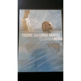 Dvd + Cd Padre Antônio Maria - Abraçando Sonhos