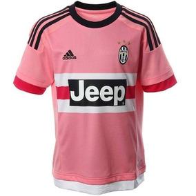 Playera Jersey Visitante Juventus 15/16 Niño adidas S12852