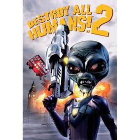 Destroy All Humans 2 Play2 Frete Grátis