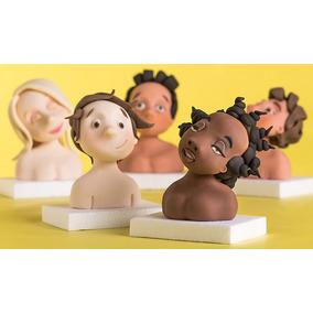 Curso De - Decoração De Bolos E Modelagem Em Pasta Americana