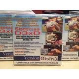Software Administrativo Sistemas D3xd Gisin3 Original