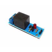 Modulo Rele 1 Unidade 5v Arduino P9 Gbk Robotics
