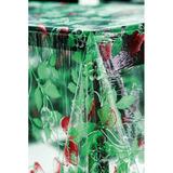 Plastico Vulcafilm Max Brilho Morango 140x50m