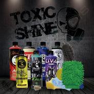 Toxic Shine   Kit / Combo De Lavado Completo   Premiere #05