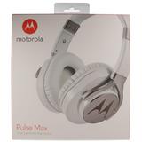 Auricular Motorola Pulse Max Blanco Garantia Oficial