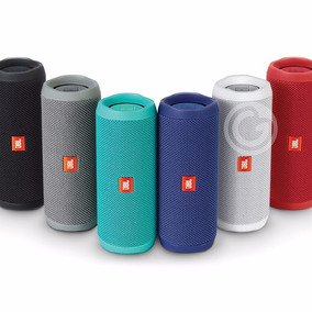 Jbl Flip 4 Speaker Caixa De Som Portatil Bluetooth Original