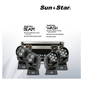Cabeza Movil Pandora Beam/wash Sun Star