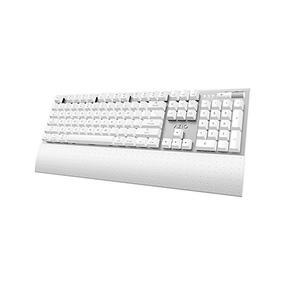 Azio Mc Mac Inalámbrica Bluetooth Teclado Mecánico Para Mac,