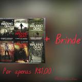 Box 6 Livros The Walking Dead- Robert K.! + Brinde!!