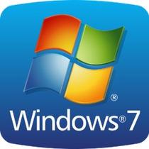 Calcomania Sticker Etiqueta Pc Escritorio Original Windows 7